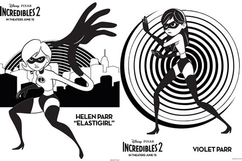 incredibles  crafts printables recipes coloring pages incrediblesevent  crafty chica