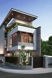 Modern, Exterior, Design, Ideas, 27
