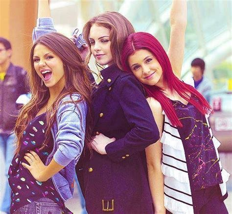 Ariana Grande From Victorious Is the Girl