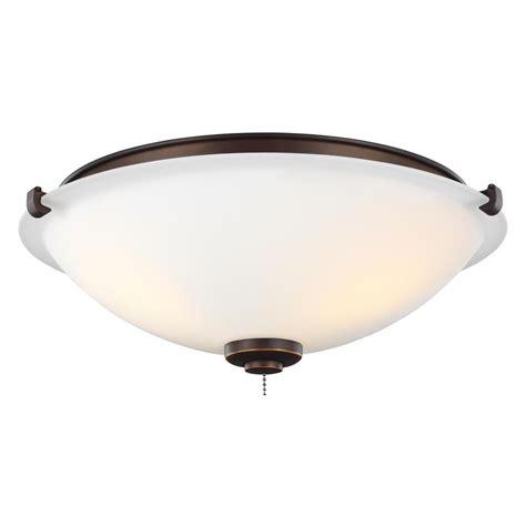 monte carlo ceiling fan light kit monte carlo 3 light led ceiling fan light kit mc247rb
