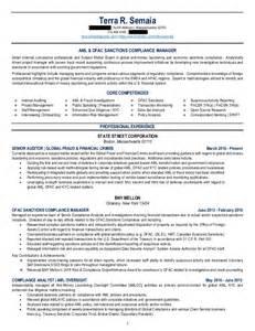 aml compliance officer resume sle terra semaia aml resume 2016 v2 redacted