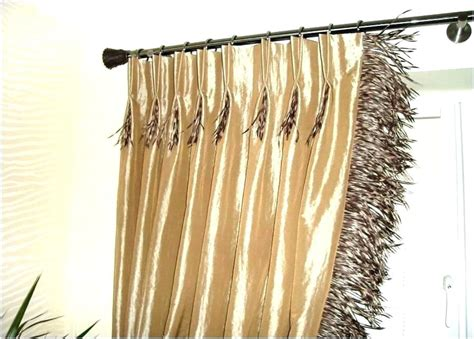 Pleated Drapes Inverted Pleat Drapes Pinch Pleated Drapes