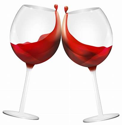 Wine Glasses Clipart Wassail Drinks Transparent Rawnsley