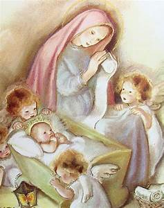 Mary and baby Jesus | Winter - Christmas | Pinterest