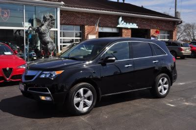 Used 2013 Acura Mdx by 2013 Acura Mdx Technology Package Stock 3428 For Sale