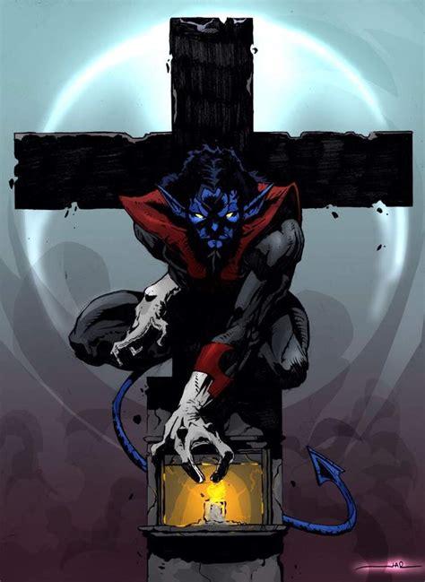 nightcrawler marvel comics parents comic dc characters guy universe