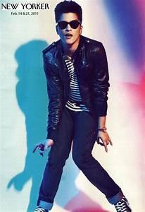 Bruno Mars- photoshoot for The New Yorker   Bruno Mars CZ