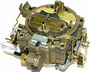 Mailbag  Troubleshooting Rochester Quadrajet Carburetors