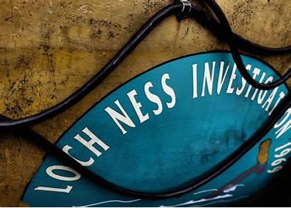 Ness Loch Investigation Bureau Phenomena Hunters Monster