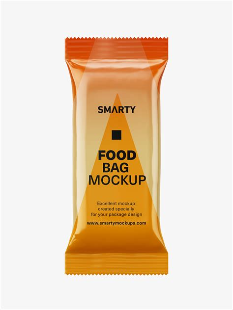 Glossy metallic snack bar mockup glossy metallic snack bar mockup 3028098 psd, all files. Food pouch mockup / glossy - Smarty Mockups