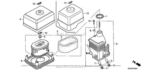 honda gx200 auto electrical wiring diagram