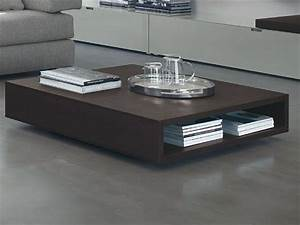 low modern coffee tables low wooden modern coffee table With low square wooden coffee table