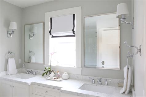best paint color for carrara marble the midway house master bathroom studio mcgee