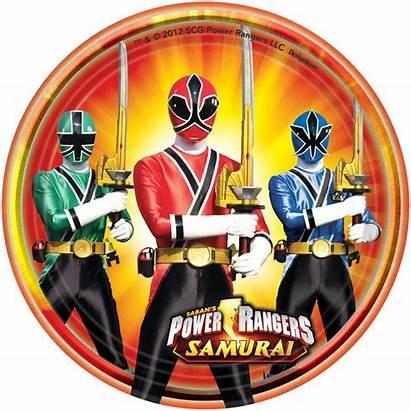 Power Ranger Clipart Birthday Rangers Party Samurai
