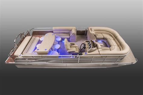 Luxury Pontoon Boats With Bar by 25 Ses Bar Boats More Pontoon