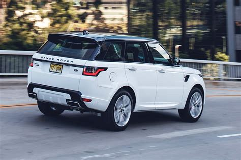Review Land Rover Range Rover Sport by 2019 Land Rover Range Rover Sport New Car Review Autotrader