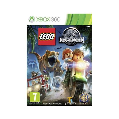 Hasta 9 cuotas sin interés. Juego Para Xbox 360 Lego Jurassic World Zonatecno - U$S 35 ...