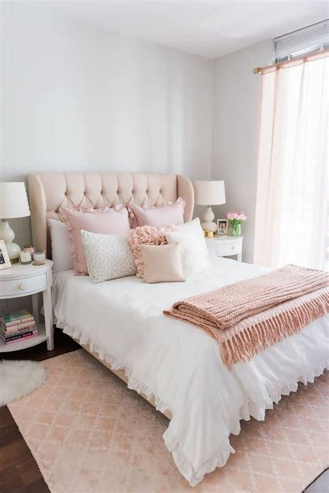 bedroom light pink and grey bedroom ideas gray blue