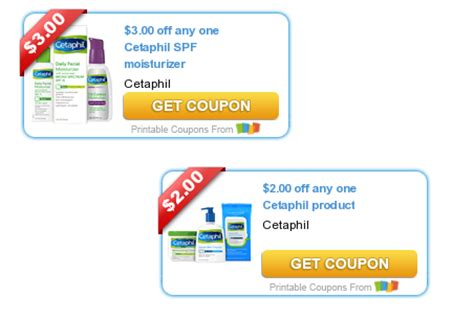 cetaphil coupons my momma taught me