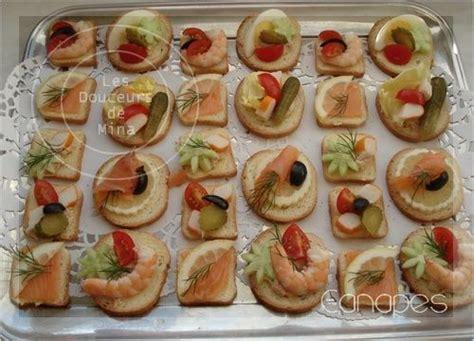 recettes de canap駸 canap 233 s aux crevettes 28 images recette aux crevettes et avocats 233 recettes