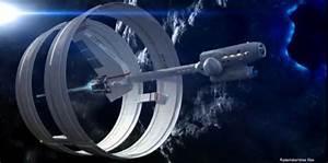 NASA spaceship concept showcases warp drive future - SlashGear