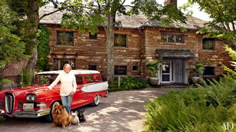 Martha Stewart Shows Off Her 12bedroom Maine House  Abc News