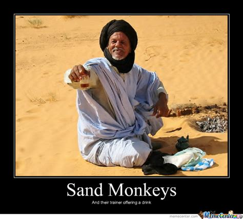Sand Meme - sandmonkey by loupland meme center