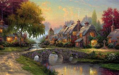 Painting Fantastic Wallpapers Backgrounds