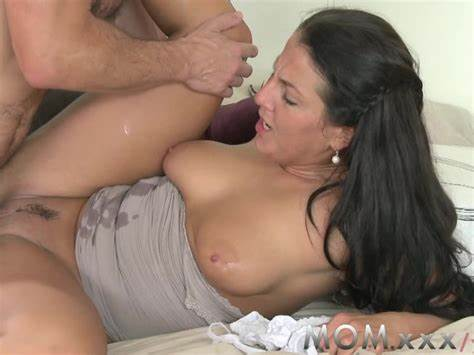 Mommy Gets Control Of Large Penis Wifes Bals Loves Pigtails Try Pounding