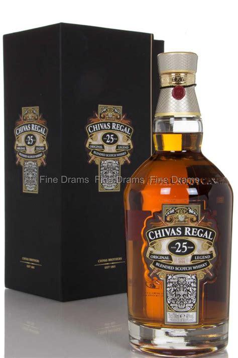 chivas regal  year  blended whisky