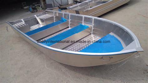 Aluminum Fishing Boats China by China 14ft Aluminum V Bass Fishing Boat China Aluminum