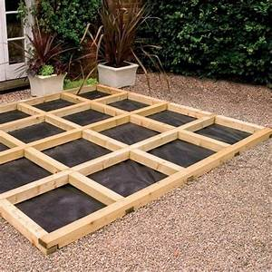 Building A Ground Level Deck Uk For the Home Pinterest
