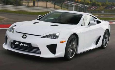 2016 Toyota Supra Release Date And Specifications