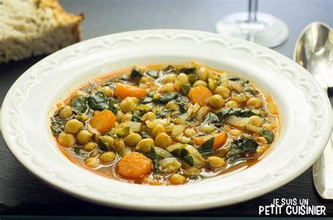 cuisiner blettes marmiton recette de ragoût de pois chiches aux blettes