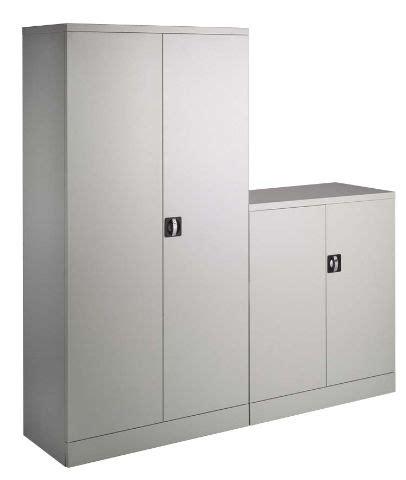 Small Metal Cupboard by Metal Storage Cupboard 1806mm Assembled
