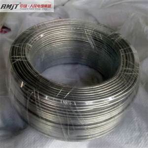 China Bare Aluminum Annealed Binding Wire Tie Wire 11swg