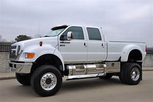 2007 Ford F650 Super Duty 4x4 Sold