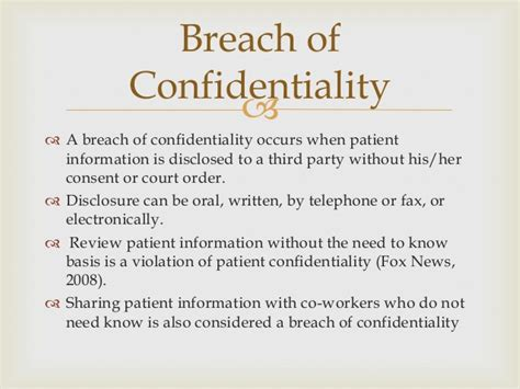 week  dicussion  confidentiality  healthcare