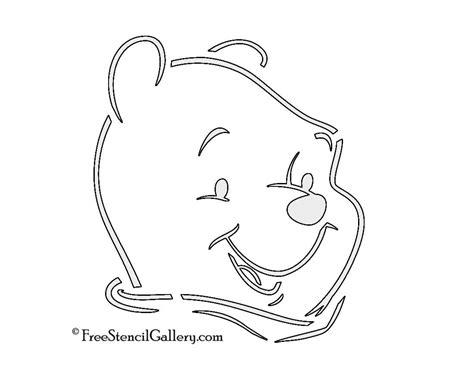Winnie The Pooh Stencil
