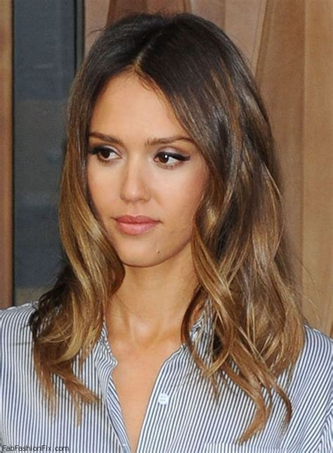 25 Best Ideas About Jessica Alba Hair On Pinterest