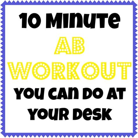 exercises you can do at your desk at your desk workouts workout everydayentropy com