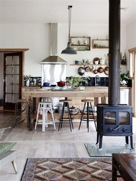 cuisiner des chignons de a la poele le poêle à bois 40 idées pour changer l 39 intérieur et se
