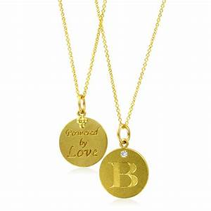 initial necklace letter b diamond pendant with 18k yellow With letter b pendant