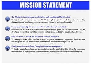 Mission Statement Exles by Mission Statement Exles For Restaurants Images