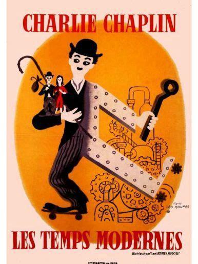 Les Temps Modernes  Chaplin Et L'obsession Du Travail