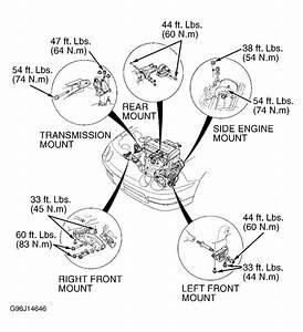Acura Integra 2000 Engine Diagram