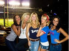 2014's Most Gorgeous Baseball Fans