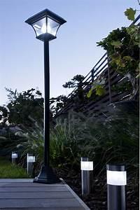 Lampadaire Exterieur Design : lampadaire all e eclairage ext rieur ~ Teatrodelosmanantiales.com Idées de Décoration