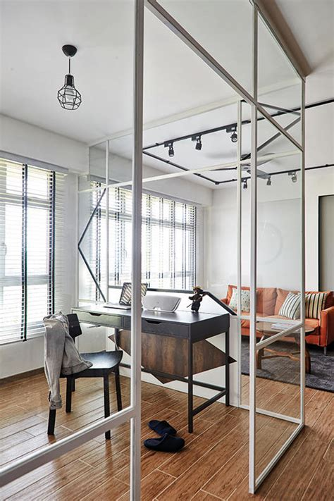 3 Openconcept Hdb Flat Homes With Trendy Looks Home