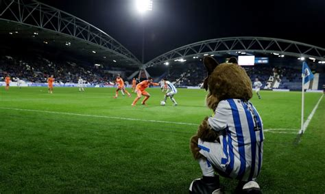 Alex Vallejo delivers passionate Huddersfield Town message ...